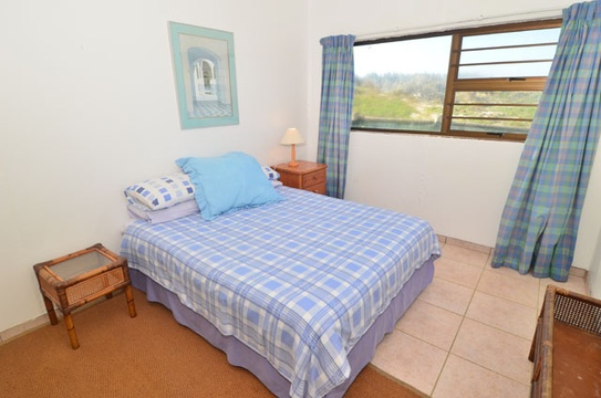 Second Bedroom of Cottage 69, Seaside Cottages Fish Hoek