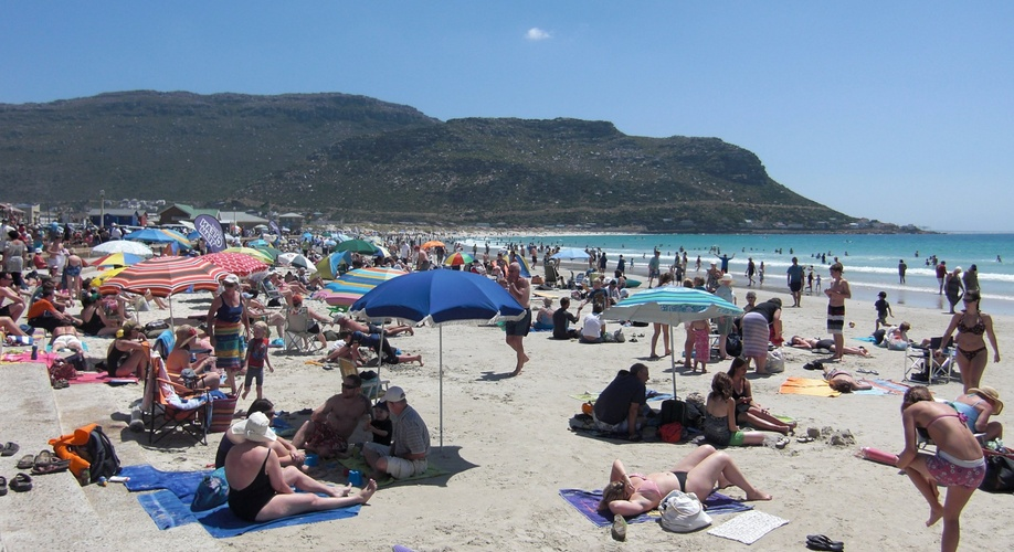 fish hoek beach,view of cape town,the view,fish hoek,fishhoek,Fish Hoek Beach, Family holiday destination,Self Catering Accommodation in Fish Hoek