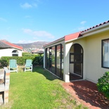 Outside View of Cottage 26 - Seaside Cottages Fish Hoek