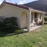 Outside View of Cottage 50 - Seaside Cottages Fish Hoek