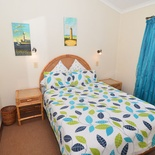 Main bedroom of cottage 57,self catering accommodation,fish hoek beach,fish hoek property,fish hoek chalets,things to do in fish hoek