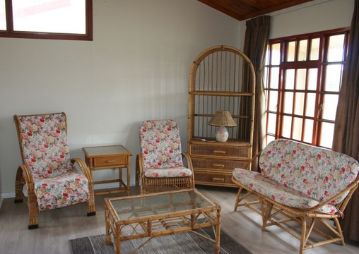 Lounge of Cottage 53 at Seaside Cottages Fish Hoek