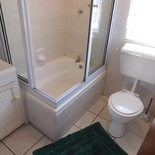 Bathroom of cottage 32 - Seaside Cottages Fish Hoek