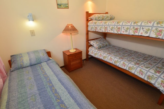 Second Bedroom of Cottage 29 - Seaside Cottages Fish Hoek