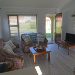 Lounge Area of Cottage 19  - Seaside Cottages Fish Hoek
