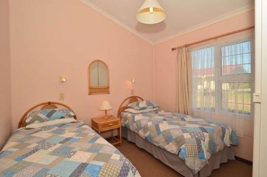 2nd Bedroom of Cottage 39 - Seaside Cottages Fish Hoek