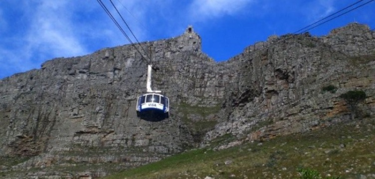 Cable Car  - Table Mountain Cape Town