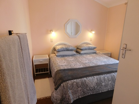 Main Bedroom of Cottage 41 - Seaside Cottages Fish Hoek