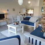Lounge area of cottage 51 - Seaside Cottages