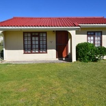 Outside View of cottage 78 - Seaside Cottages Fish Hoek