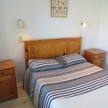 Main Bedroom of Cottage 19 - Seaside Cottages Fish Hoek
