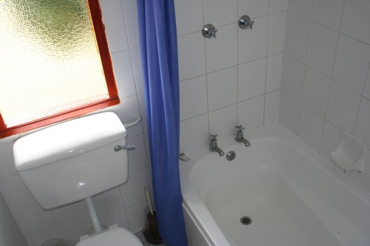 Bathroom of Cottage 53 at Seaside Cottages Fish Hoek
