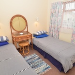 Second Bedroom of Cottage 53, Seaside Cottages Fish Hoek