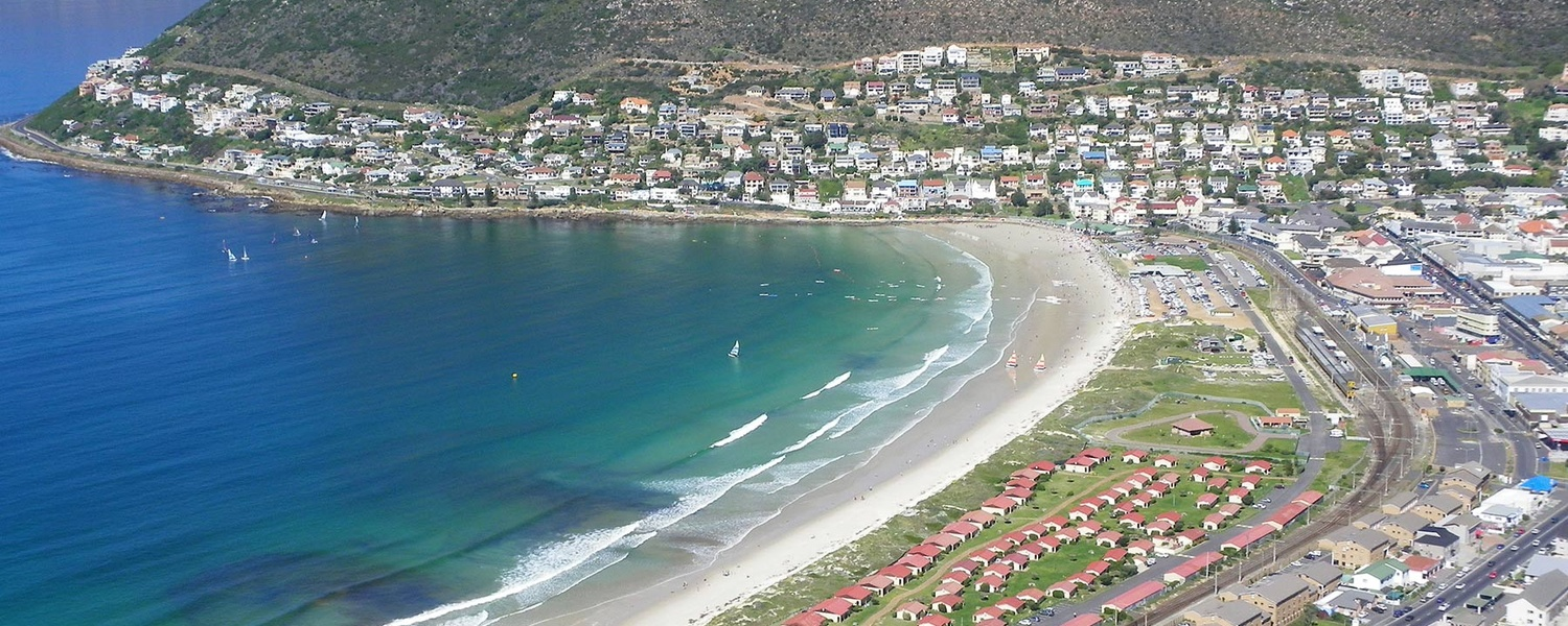 Seaside Cottages Fish Hoek Beach Self Catering Accommodation