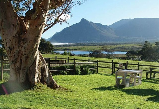 Just a ten minute drive from Seaside Cottages Fish Hoek - Imhoff Farm - Beautiful family area.  Lots of activities for young and old alike.