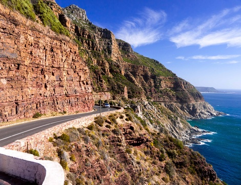 The Beautiful Chapmans Peak Drive