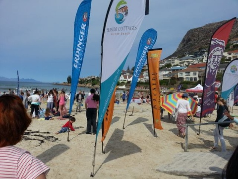 Spring Splash 2016 - Fish Hoek Beach
