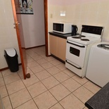 Kitchen Area of Cottage 75 - Seaside Cottages Fish Hoek