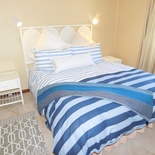 Main bedroom of cottage 32 - Seaside Cottages Fish Hoek