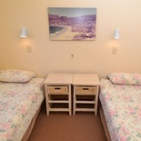 Second Bedroom of Cottage 78 - Seaside Cottages Fish Hoek