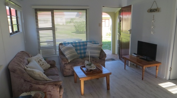 Cottage of the month - Cottage 19 Seaside Cottages Fish Hoek