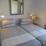 Main Bedroom of Cottage 42 - Seaside Cottages Fish Hoek
